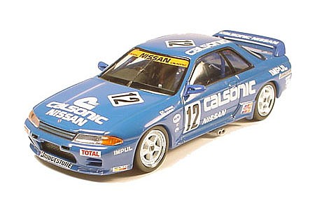 Tamiya Calsonic Skyline GT-R Gr.A Racecar GP -- Plastic Model Car Kit -- 1/24 Scale -- #24102