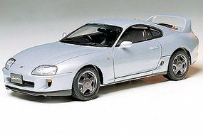 Tamiya Toyota Supra Coupe Sportscar Plastic Model Car Kit 1/24 Scale #24123