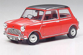 Tamiya Austin Mini Cooper Plastic Model Car Kit 1/24 Scale #24235