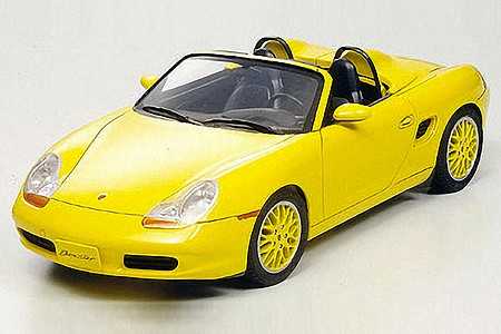Tamiya Porsche Boxster Special Edition Convertible Coupe -- Plastic Model Car Kit -- 1/24 Scale -- #24249