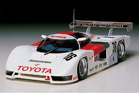 Tamiya Toyota Toms 84C Racecar LeMans Plastic Model Car Kit 1/24 Scale #24289