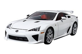 Tamiya Lexus LFA Supercar Luxury Plastic Model Car Kit 1/24 Scale #24319