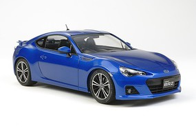 Tamiya Subaru BRZ Sportscar Coupe Plastic Model Car Kit 1/24 Scale #24324
