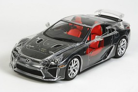 Tamiya Lexus LFA Full View Sportscar Plastic Model Car Kit 1/24 Scale #24325