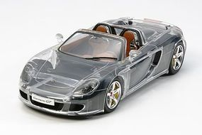 Tamiya Porsche Carrera GT Full View Supercar Sportscar Plastic Model Car Kit 1/24 Scale #24330