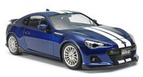Tamiya Subaru BRZ Street Custom Plastic Model Car Kit 1/24 Scale #24336