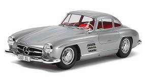 Tamiya Mercedes-Benz 300SL Plastic Model Car Kit 1/24 Scale #24338