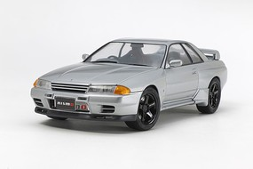 Tamiya Nissan Skyline GT-R (R32) Nismo-Custom Plastic Model Car Kit 1/24 Scale #24341