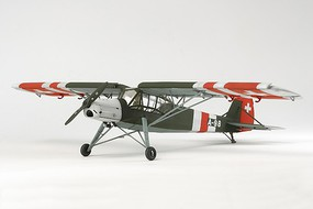 Tamiya Fieseler Fi156C Storch Foreign Air Forces Plastic Model Airplane Kit 1/48 Scale #25158