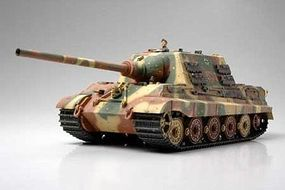 Tamiya German JagdTiger Tank Destroyer Plastic Model Military Vehicle Kit 1/35 Scale #25162