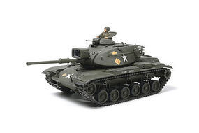 Tamiya US Tank M60A1 Plastic Model Military Vehicle Kit 1/35 Scale #25166