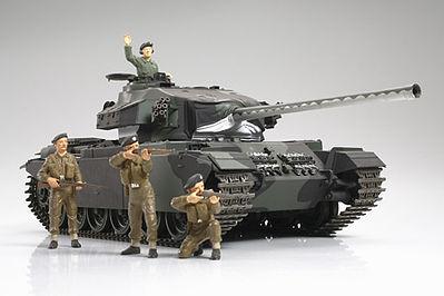 British Army Centurion Mk Iii Tank Plastic Model Military