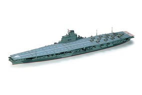 Tamiya IJN Shinano Aircraft Carrier Waterline Plastic Model Military Ship Kit 1/700 Scale #31215