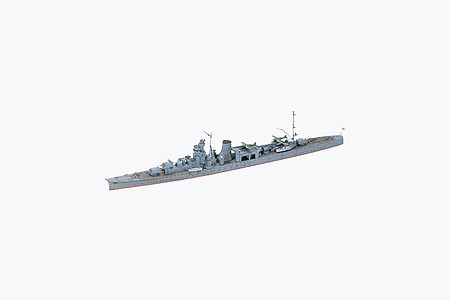 Building the Trumpeter 1/350 Italian Heavy Cruiser Zara ...