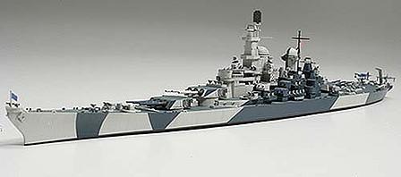TRUMPETER 05701 1//700 USS BB-61 IOWA 1984 PLASTIC BATTLESHIP MODEL KIT