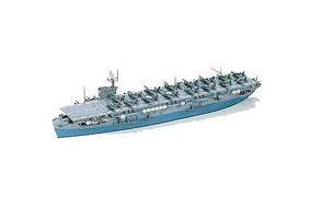 Tamiya U.S. Escort Carrier CVE9 Boat Plastic Model Military Ship Kit 1/700 Scale #31711