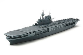 Tamiya US Aircraft Carrier Yorktown CV-5 Boat Plastic Model Military Ship Kit 1/700 Scale #31712