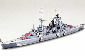 Tamiya German Heavy Cruiser Belst Boat Plastic Model Military Ship Kit 1/700 Scale #31805