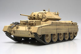 Tamiya British Crusader Mk I/II Cruiser Tank Plastic Model Military Vehicle Kit 1/48 Scale #32541