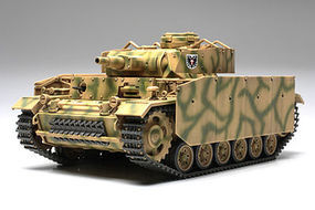 Tamiya PzKpfw III Ausf N SdKfz 141/2 Tank Plastic Model Military Vehicle Kit 1/48 Scale #32543
