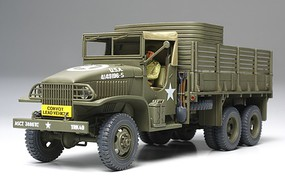 Tamiya U.S. 2.5 Ton 6x6 Cargo Truck WWII Plastic Model Military Vehicle Kit 1/48 Scale #32548