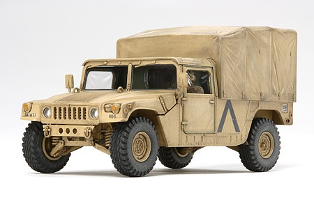 Tamiya US 4x4 Utility Cargo Type Vehicle -- Plastic Model Military Vehicle Kit -- 1/48 Scale -- #32563