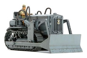 Tamiya Komatsu G40 Bulldozer Japanese Navy Plastic Model Military Vehicle Kit 1/48 Scale #32565