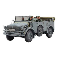 Tamiya German Horch Type 1a Plastic Model Military Vehicle Kit 1/48 Scale #32586