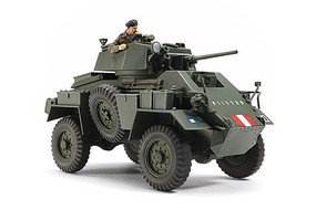 Tamiya British 7ton Armored Car Mk.IV Plastic Model Military Vehicle Kit 1/48 Scale #32587