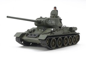 Tamiya Russian Medium Tank T-34-85 1-48