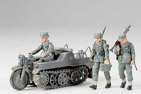 Tamiya Kettenkraftrad Plastic Model Military Vehicle Kit 1/35 Scale #35029