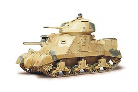 Tamiya British M3 Grant Tank Plastic Model Military Vehicle Kit 1/35 Scale #35041