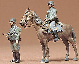 Tamiya Wehrmacht Infantry Troops Soldiers Plastic Model Military Figure Kit 1/35 Scale #35053