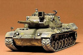 Tamiya German Leopard Medium Tank Plastic Model Military Vehicle Kit 1/35 Scale #35064