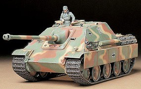 Tamiya German Jagdpanther Late Version Tank Plastic Model Military Vehicle Kit 1/35 Scale #35203