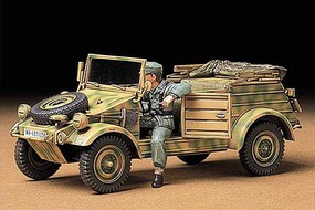 Tamiya Kubelwagen Type 82 Plastic Model Military Vehicle Kit 1/35 Scale #35213