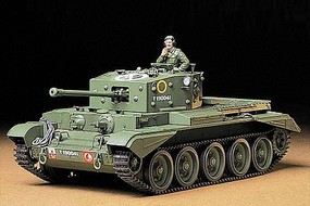 Tamiya Cromwell Mk.IV Cruiser Tank Plastic Model Military Vehicle Kit 1/35 Scale #35221