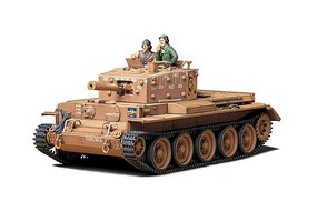 Tamiya Centaur Mk IV w/95mm Howitzer Tank Plastic Model Military Vehicle Kit 1/35 Scale #35232