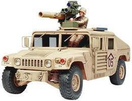 M1046 HMV TOW Missile Carrier Plastic Model Military Vehicle Kit 1/35 Scale #35267