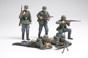 Tamiya German Infantry Set French Campaign Plastic Model Military Figure Kit 1/35 Scale #35293