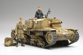 Tamiya Italian Self-Propelled Gun Semovente M40 Plastic Model Military Kit 1/35 Scale #35294