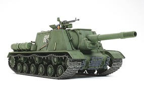 Tamiya Russian Heavy Self-Propelled Gun JSU-152 Plastic Model Military Kit 1/35 Scale #35303