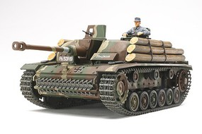 Tamiya Sturmgeschutz III Ausf.G Finnish Tank Plastic Model Military Vehicle Kit 1/35 Scale #35310