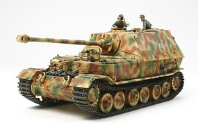 Tamiya German Tank Destroyer Elefant Plastic Model Military Vehicle Kit 1/35 Scale #35325