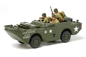 Tamiya Ford GPA Amphibian 4x4 Truck 1/4 Ton Plastic Model Military Vehicle Kit 1/35 Scale #35336