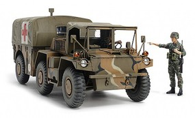 Tamiya US 6x6 M792 Gamma Goat Ambulance Truck Plastic Model Military Vehicle Kit 1/35 Scale #35342