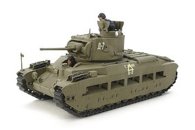 Tamiya Infantry Tank Matilda Mk.III/IV Red Army Plastic Model Military Vehicle Kit 1/35 #35355