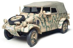 Tamiya German Kuberwagen Type 82 -- Plastic Model Military Vehicle Kit -- 1/16 Scale -- #36205