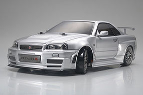 Tamiya 1/10 Nismo R34 GTR Z-Tune Drift Kit