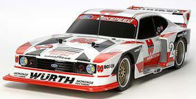 Tamiya RC Ford Zakspeed Turbo Capri TT02